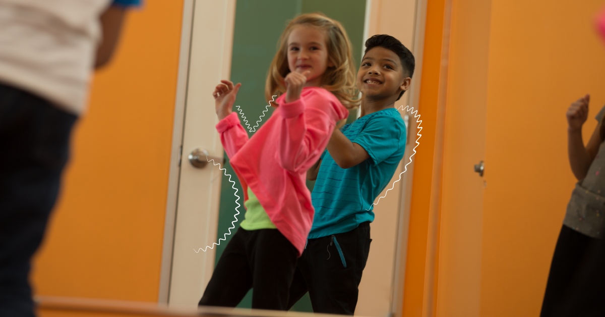 5 Indoor activities to keep kids moving!